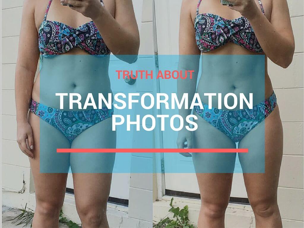 Transformation photo
