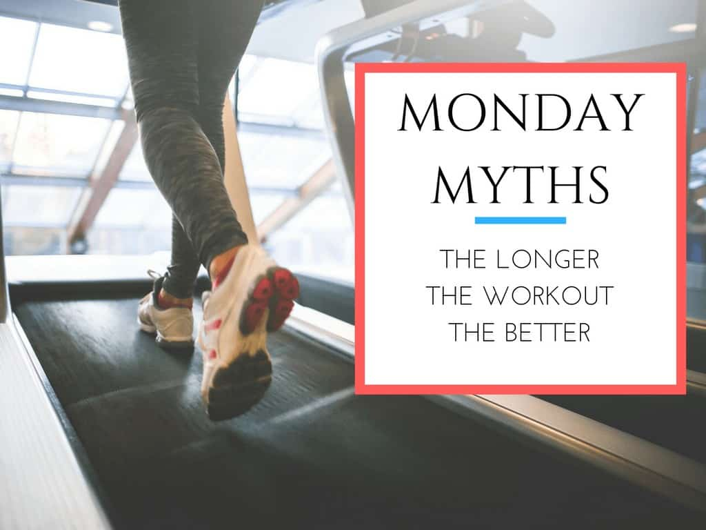 Monday Myths