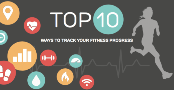 the top 10 ways to track fitness progress like a pro