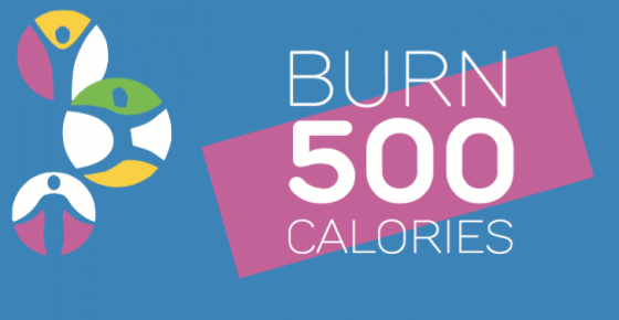 5 Ways to Burn 500 Calories Each Day [To Lose a Pound a Week] | 20