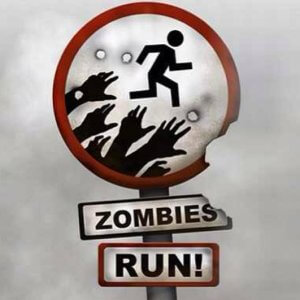 Zombie Run Audio Running App