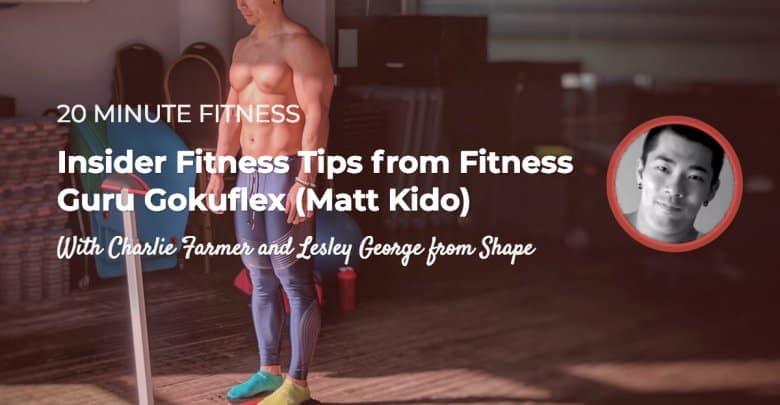 Matt Kido Gokuflex Interview