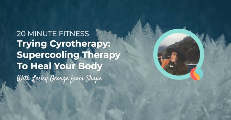 Podcast Episode 27: Cryotheraphy