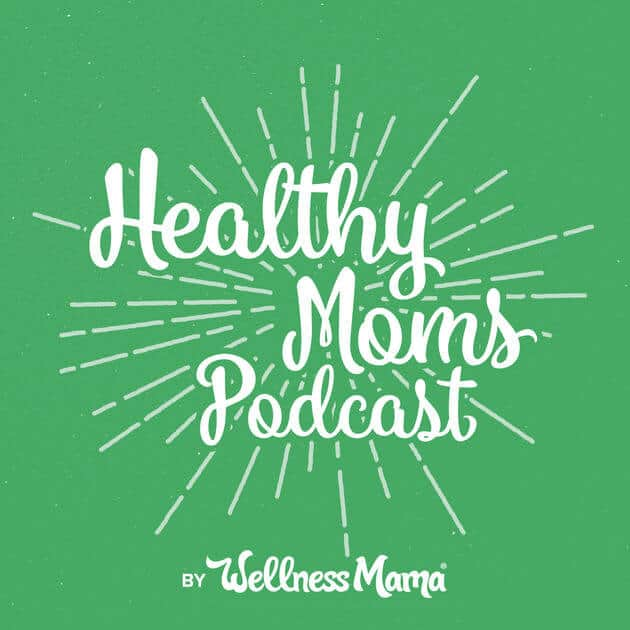 Healthy Mom's Fitness Podcast