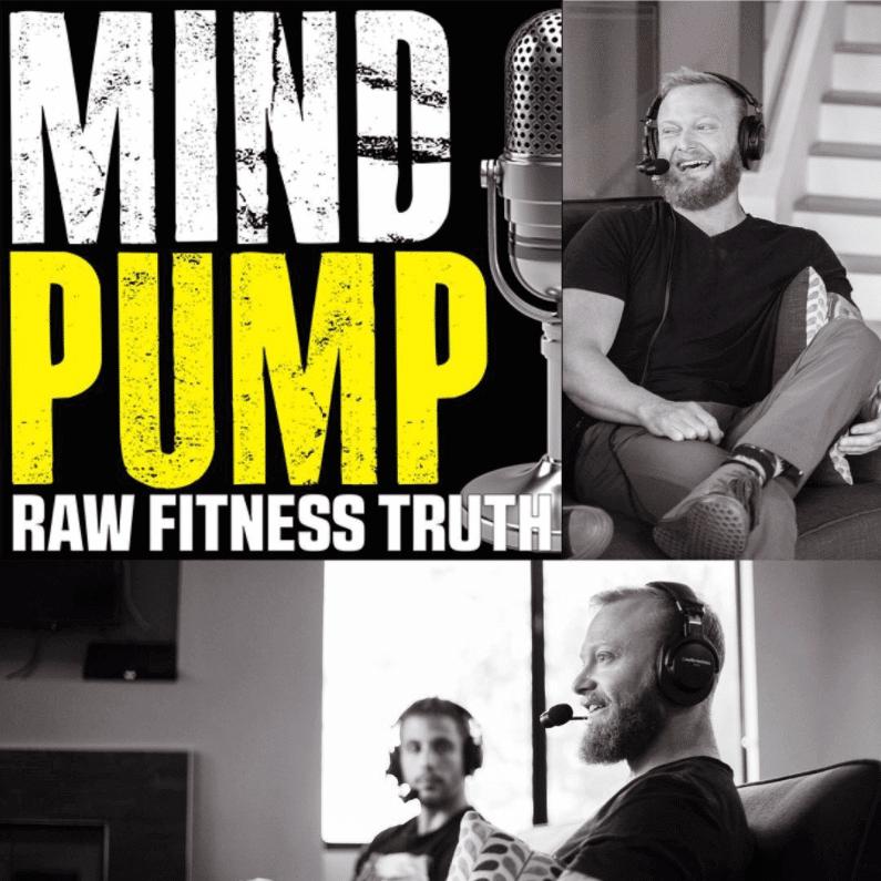 Mind Pump Fitness Podcast