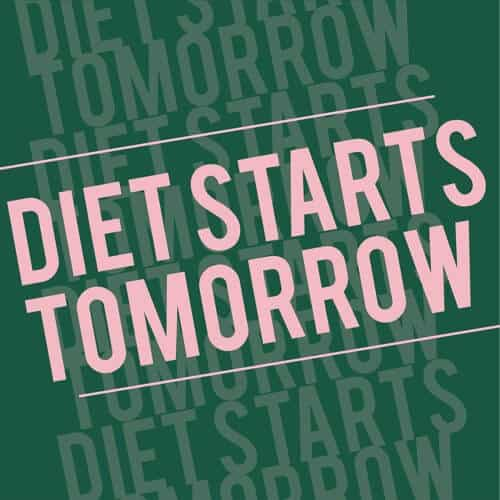 Diet Starts Tomorrow Fitness Podcast