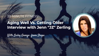 Learn all about the difference between aging well vs.getting older!