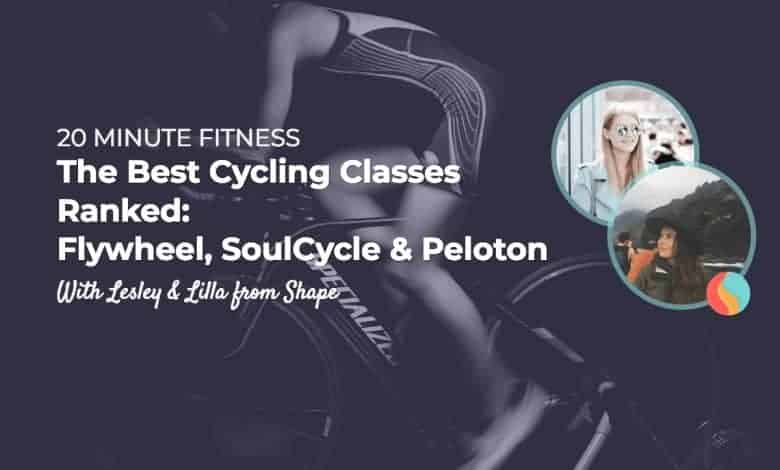 Best Cycling Classes