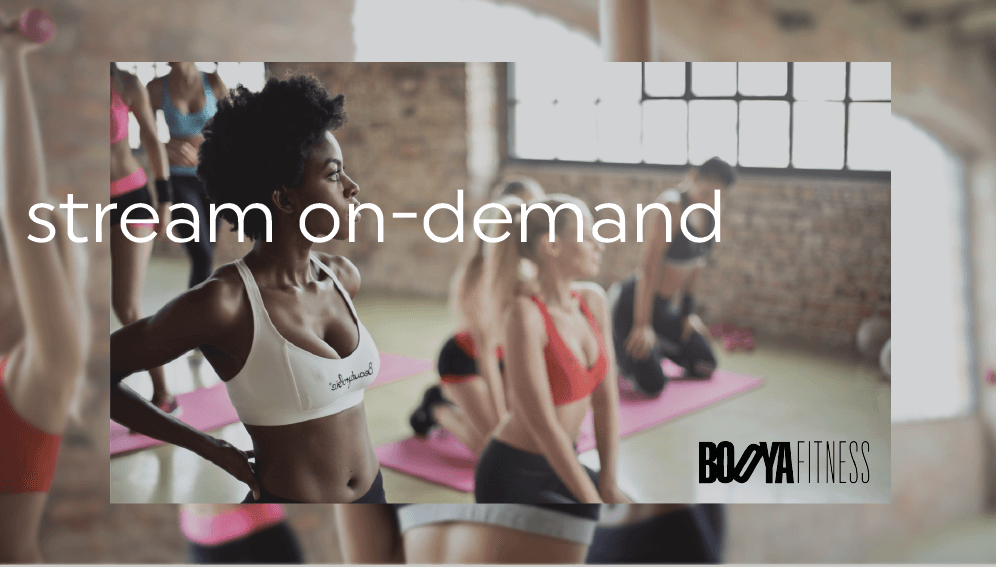 Booya Fitness Demo