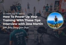 Training Tips Jess Martin