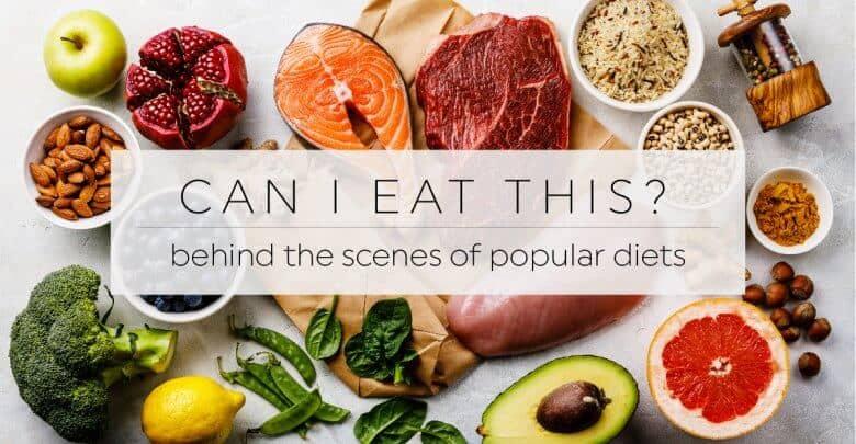 Popular Diets - Keto, Vegan, Paleo-01