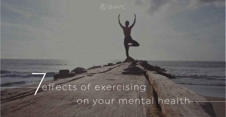Effects Of Exercising On Your Mental Health-01