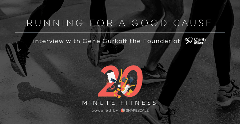 Running For A Good Cause - Interview With Gene Gurkoff-01
