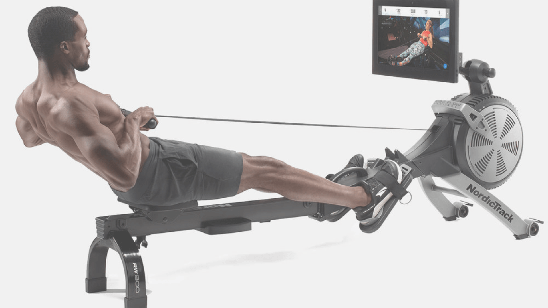 NordicTrack Rower Home Gym