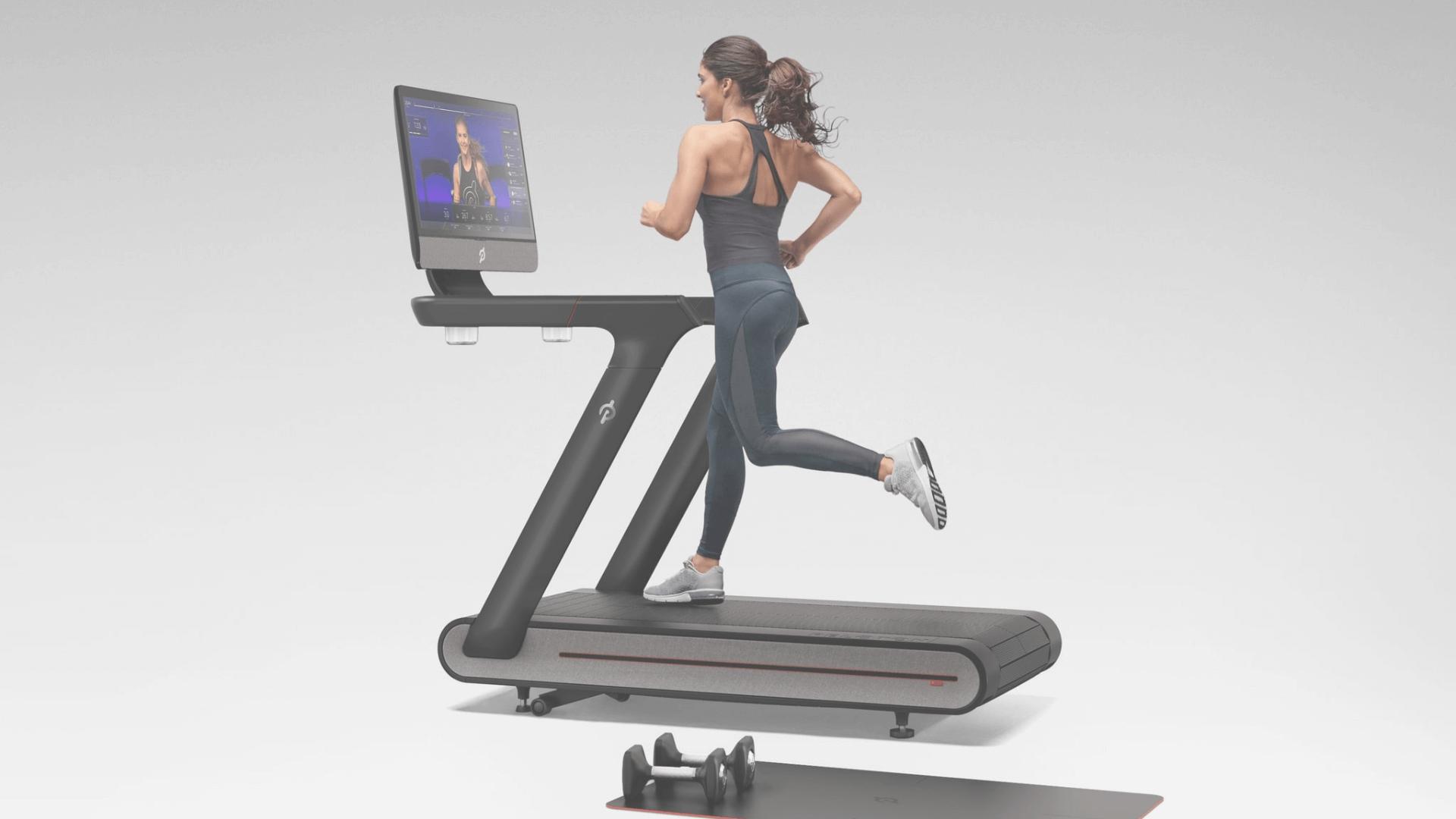 Peloton Tread Home Gym