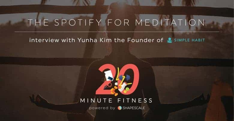 The Spotify For Meditation - Simple Habit-01