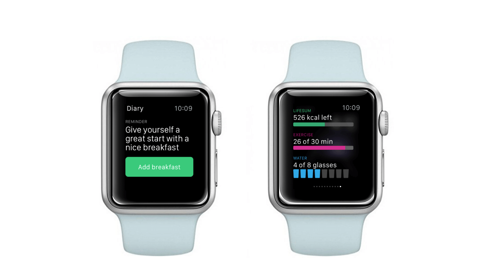 Health Apps Apple Watch
