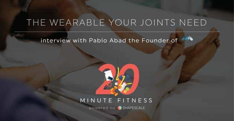 The Wearable Your Joints Need - Muvr-01