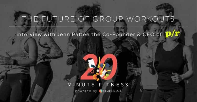 The future of group workouts PR-01