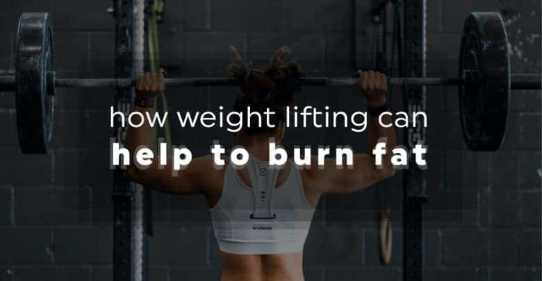 How Weight Liftin Can Help To Burn Fat-01
