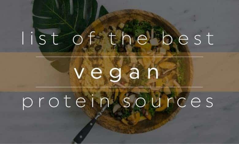 The Best Vegan Protein Source