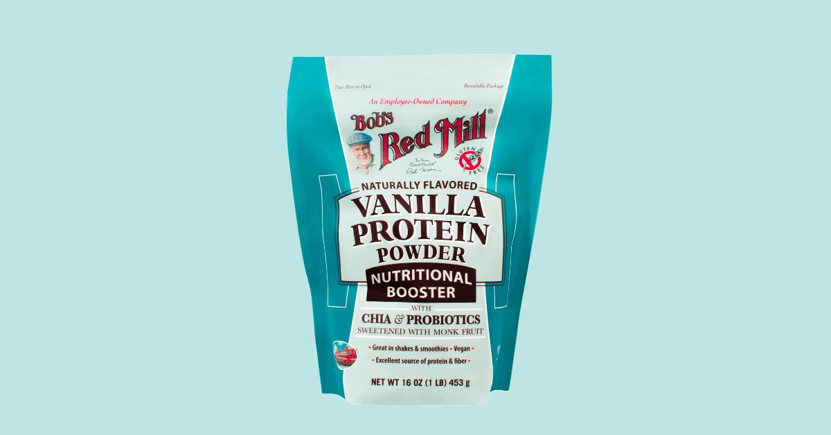 Vanilla Protein Poweder Vegan Best Dietary Supplements