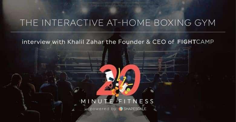 Why Khalil Zahar Built FightCamp-01