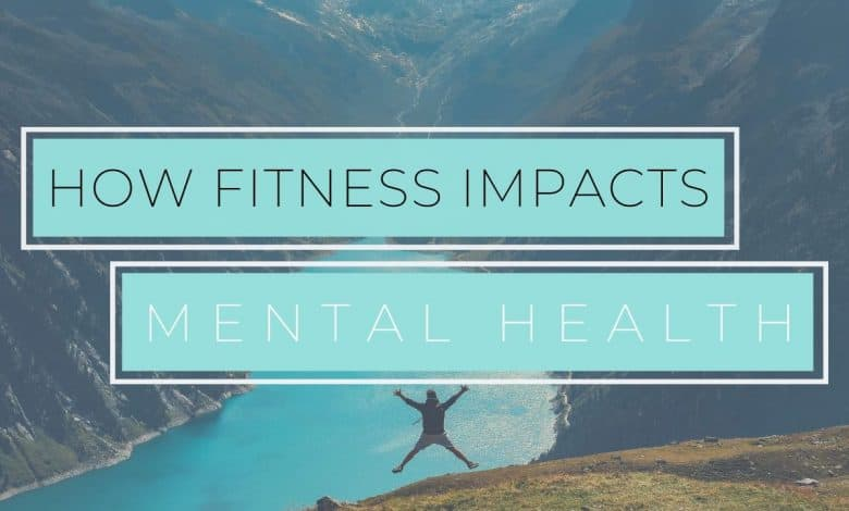 How Fitness Impacts Mental Health Blog Header