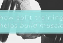 How Split Training Helps Build Muscle