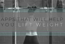 Weightlifting Apps Header