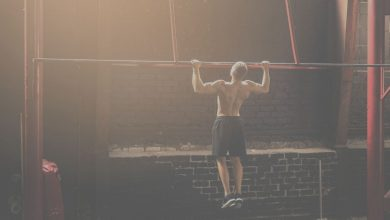 Train For Your First Pull Up
